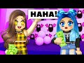 Going to the Carnival in Roblox Crown Academy!