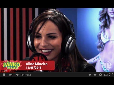 Aline Mineiro - Pânico - 13/05/15 thumbnail