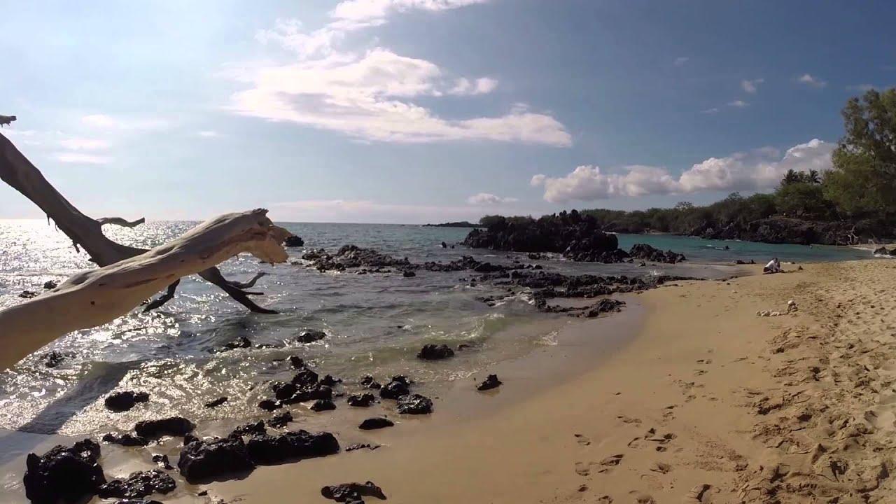 Beach 69 Hawaii The Big Island Of Hawaii Kona Hawaii GoPro