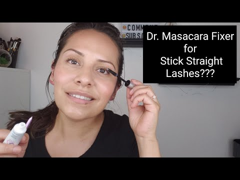 ETUDE House Dr. Mascara Fixer | Help for Straight Lashes