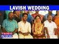 Lavish Wedding Of CPI MLA Gita Gopi's Daughter