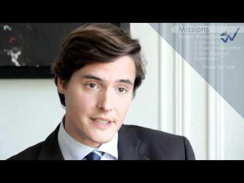 Chargé d'Affaires en Private Equity - Vidéo Métier