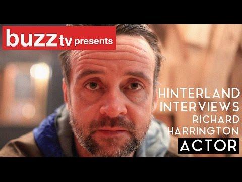 Hinterland s: RICHARD HARRINGTON Actor