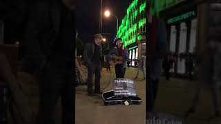 Glen Hansard & Padraig Cahill Duet - Falling Slowly