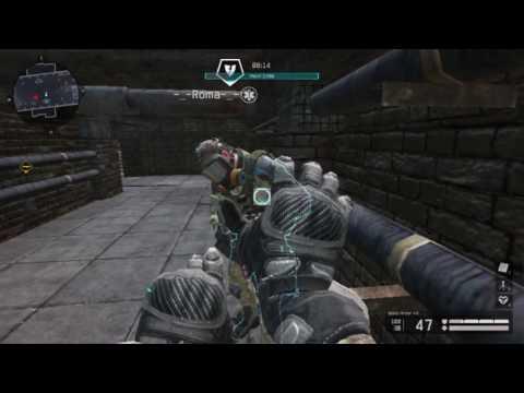 Warface gaming