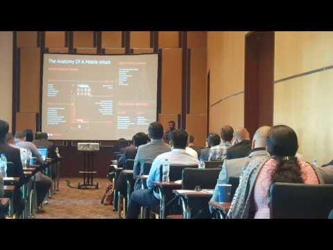 (ISC)² - Secure Dubai | Mobile Hacking 1