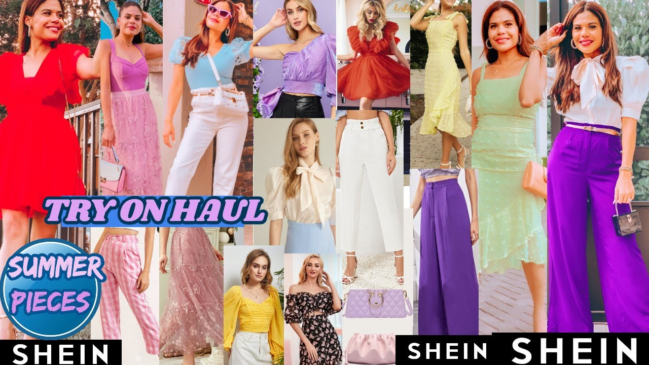 SHEIN TRY ON HAUL SUMMER PIECES\ROSS DRESS FOR LESS
