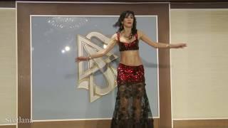 Svetlana Belly Dancer Drum Solo