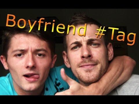THE Boyfriend #Tag [Drew & Robert]