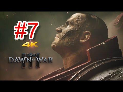 Warhammer 40,000 Dawn of War III HD Mission 4 (Part 1 )  