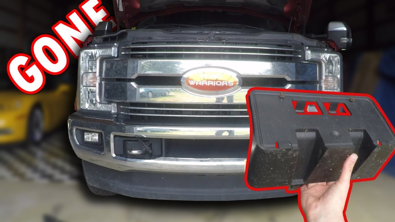 Ford Lariat License Plate