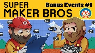 Super Maker Bros.  - Bonus Events #1