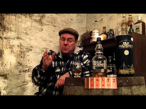 whisky review 567 - Old Pulteney 17yo re-reviewed