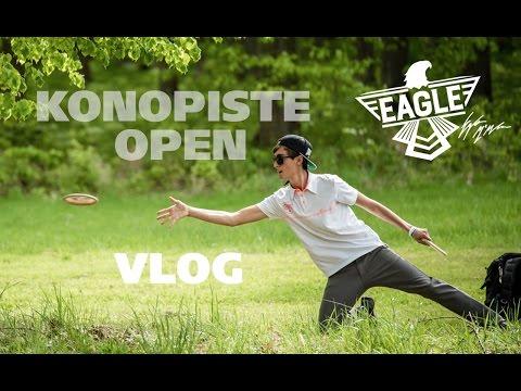 Eagle's Vlog - Konopiste Open 2017 (Disc Golf World Tour)