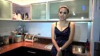 Minimalis dan Elegan Konsep Rumah Yeyen Lidya