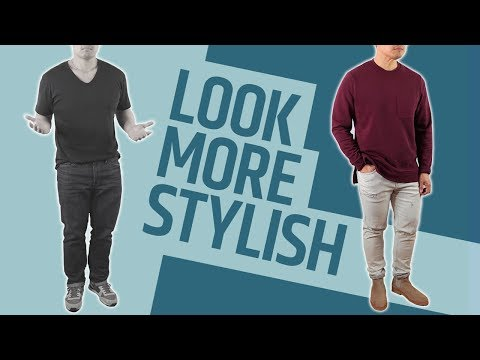 5 Tips To Dress More Stylishly // Break Out Of Your Style Rut and Try New Trends