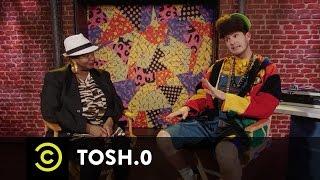 Tosh 0 Web Remix Jackie B