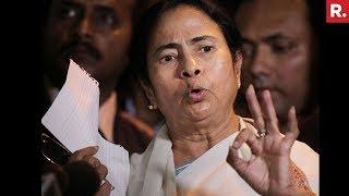 Mamata Banerjee - I Won't Link Aadhar To Mobile Numbers