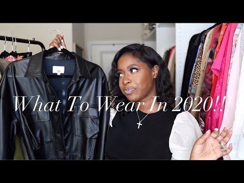 2020 MUST HAVE FASHION TRENDS | Highlowluxxe. Http://Bit.Ly/2GPkyb3