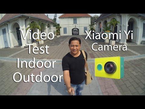 Review Xiaomi Yi Indoor & Outdoor ( Indonesia )
