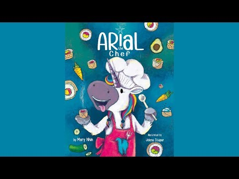 Arial The Chef By Mary Nhin - Videobook For Kids