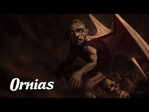 The Demon Ornias [The Testament of Solomon] (Angels & Demons Explained)