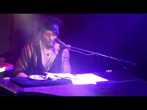 D'Angelo 2/2/12 Amsterdam, Netherlands @ Paradiso (Part 2 of 2)