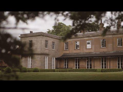 Fillongley Hall Wedding Video - Styled Shoot 1