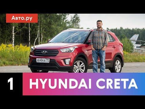 Hyundai Creta: почему это покупают? | Подробный тест