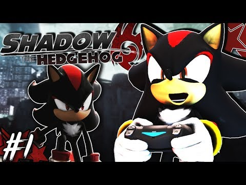 Shadow Plays Shadow The Hedgehog Part 1 - EDGY SQUAD!! (Neutral Story)
