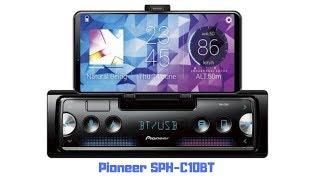 Pioneer SPH-C10BT