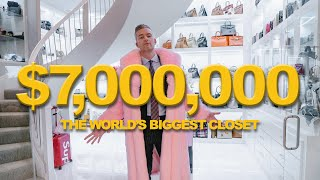 Download Inside the WORLD'S BIGGEST CLOSET | Ryan Serhant Vlog #99 Mp3 and Videos