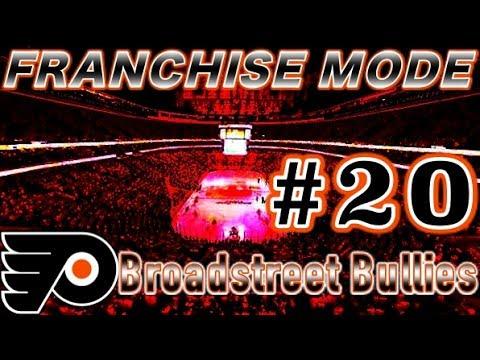 "NHL 17 Franchise | Philadelphia ep. 20 ""Draft Pick Swap Meet!"""