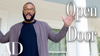 Download Inside Tyler Perry's 300-Acre Studio Compound in Atlanta | Open Door | Architectural Digest Mp3 and Videos