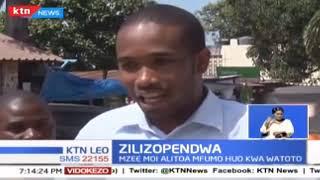 Zilizopendwa: Kumbukumbu ya maziwa ya Nyayo