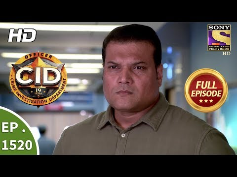 CID – Ep 1520 – Full Episode – 12th May, 2018
