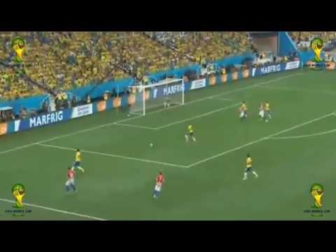 Brazil - Croatia (0-1) Marcelo Owngoal