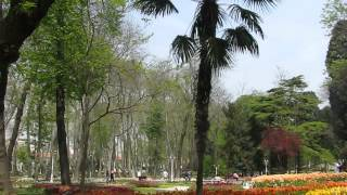 Gulhane Park, Istanbul May 1, 2015