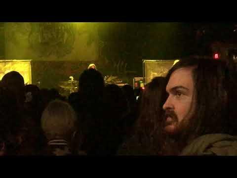 Immolation live @ The Masquerade Atlanta, GA 3/13/19 (Full Set)
