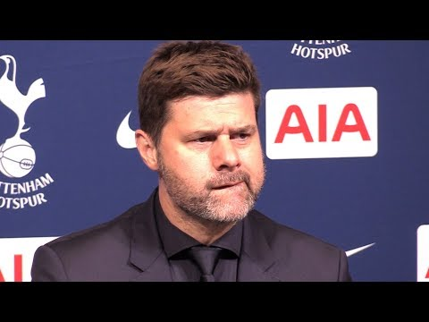Tottenham 1-1 Arsenal - Mauricio Pochettino Full Post Match