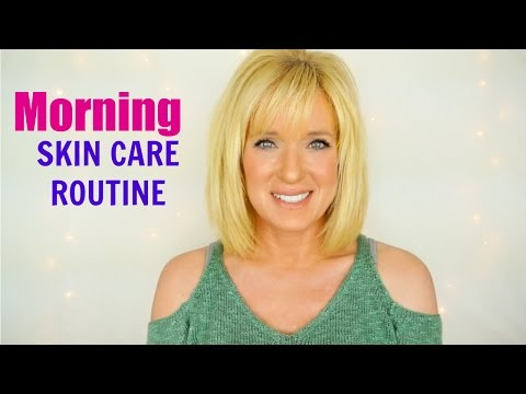 My Morning SKIN CARE Routine | Over 40