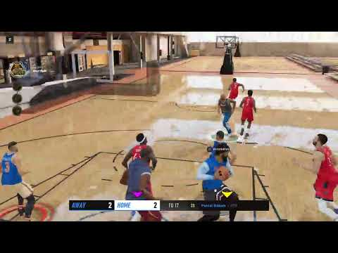 NBA Live 19 Champs Raptors  Gameplay 2