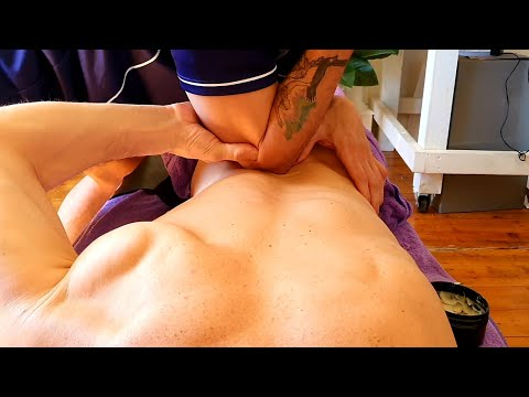 Intuitive Disc Treatment Part 2 | Real Case Treatment | Lower Back Injury | Slipped disc treatment