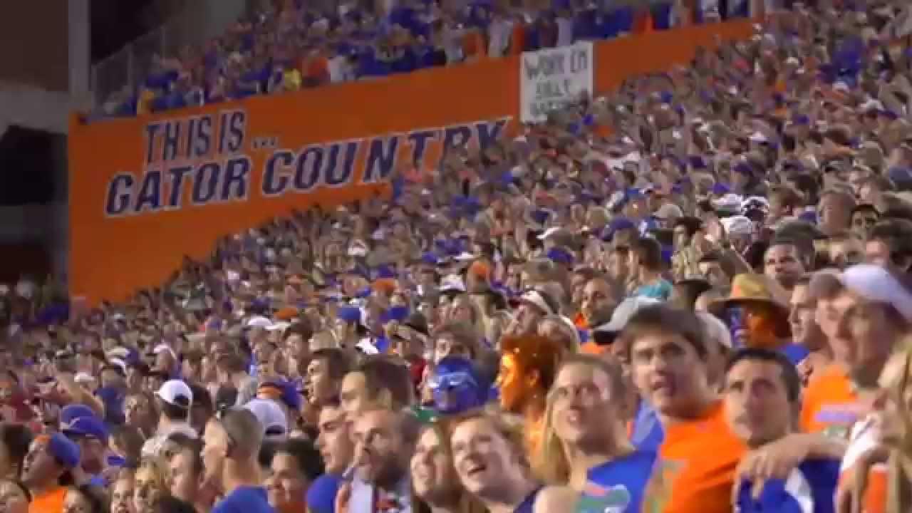 TIL Ric Flair is a huge Florida Gator fan. (14 for '14 ...