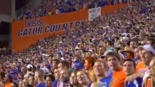 Florida Football: Why We Love Gator Fans!