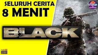 Seluruh Alur Cerita Black Hanya 8 MENIT - Game Perang PS2 Terbaik