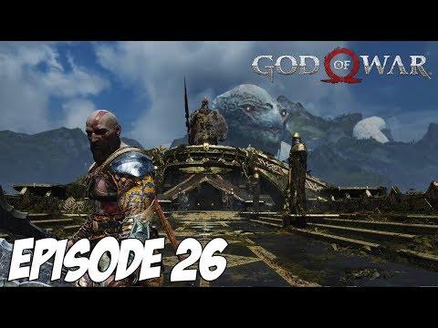 GOD OF WAR : Soulevage en règle | Episode 26