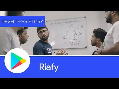 Android Developer Story: Riafy uses Android App Bundles to reduce app size and grow installs
