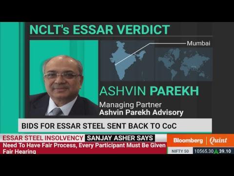 Essar Steel: NCLT Order
