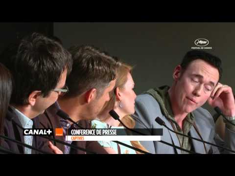 Captives - Best of press conference at Cannes 2014